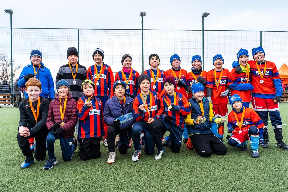 Zimní turnaje Bohemia Soccer Cup 2018/19 jsou za námi!