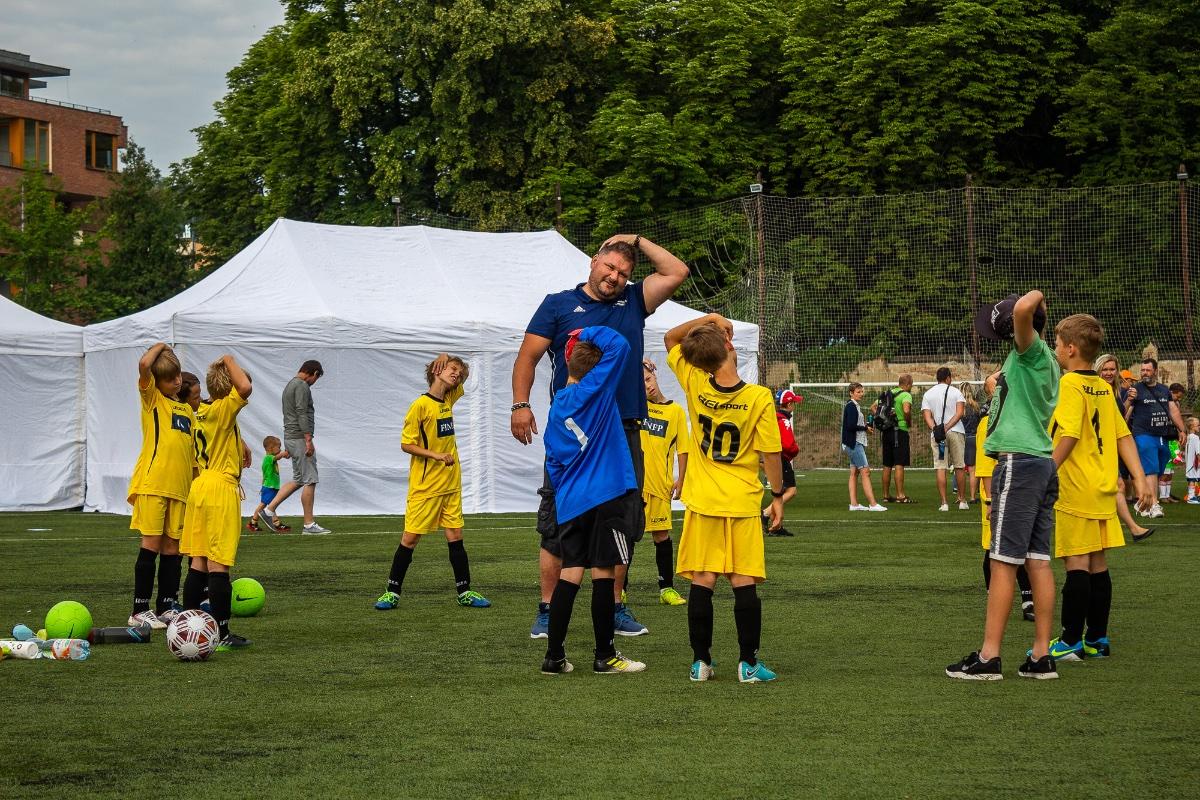 ING Bohemia Soccer Cup 2018