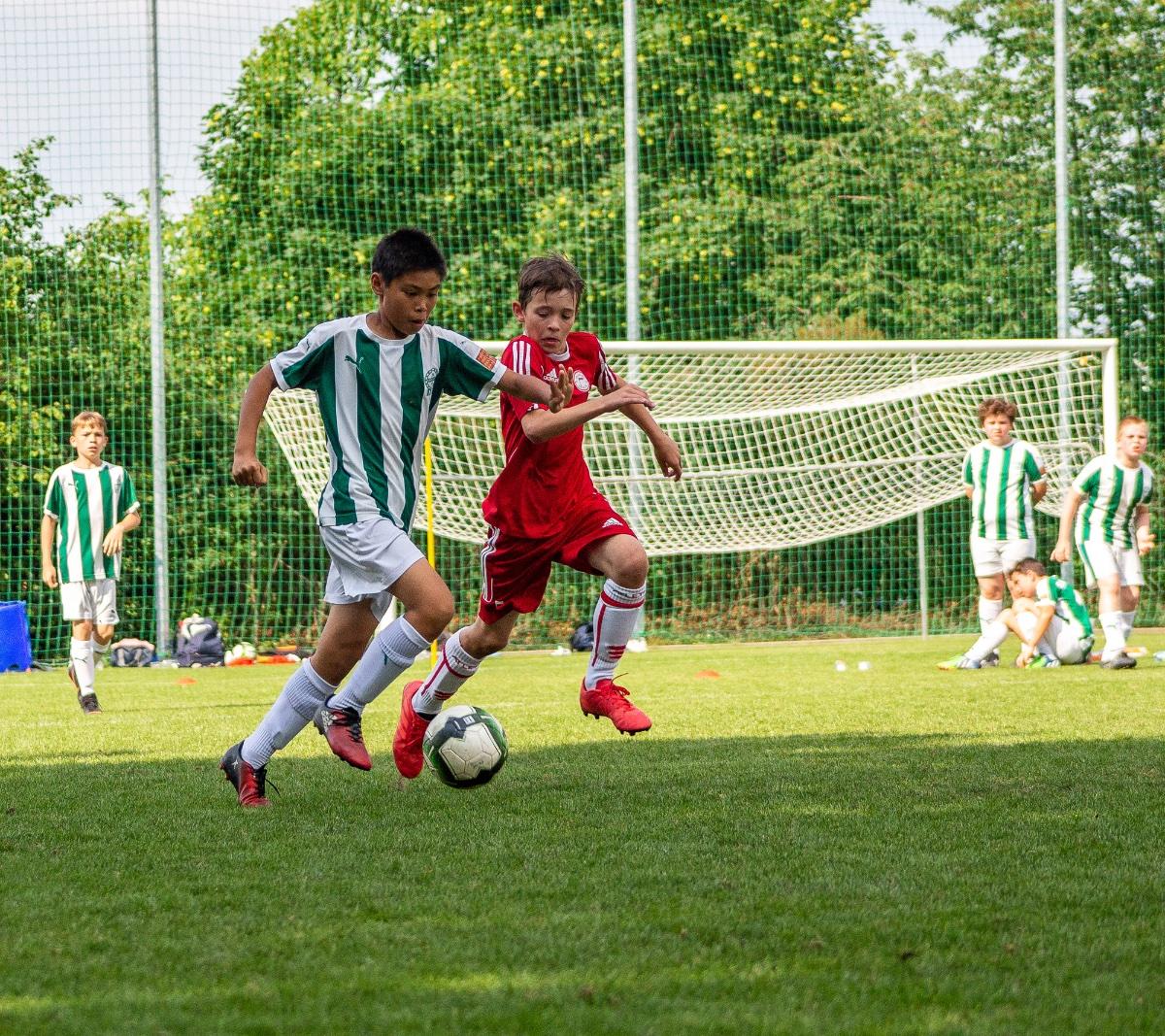 Letní ING Bohemia Soccer Cup 2018