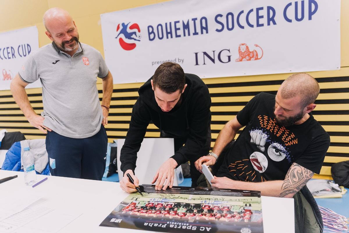 Zimní ING Bohemia Soccer Cup 2018 - kategorie U10