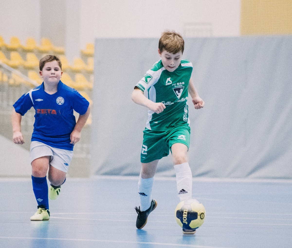 Zimní ING Bohemia Soccer Cup 2018 - kategorie U11