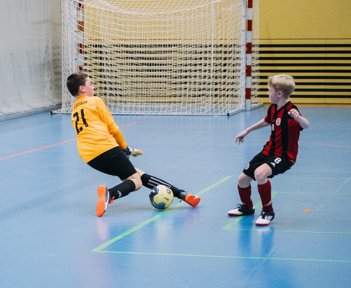 Zimní ING Bohemia Soccer Cup 2018 - kategorie U12