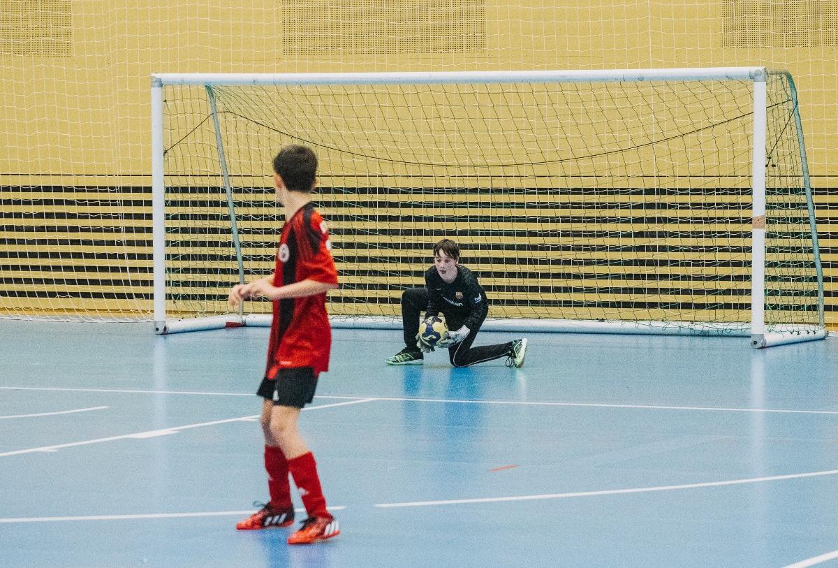 Zimní ING Bohemia Soccer Cup 2018 - kategorie U13