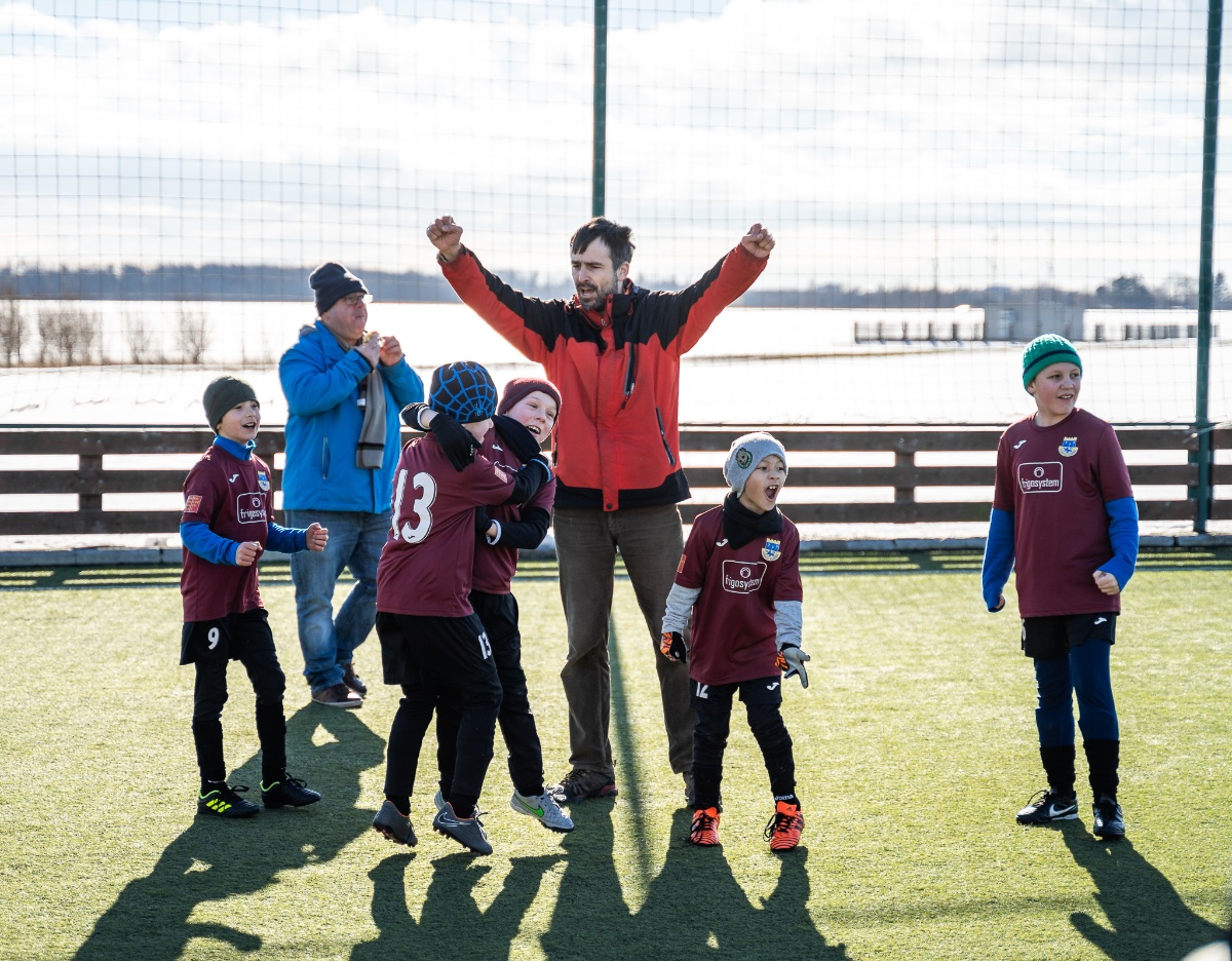 ING Bohemia Soccer Winter Cup 2019
