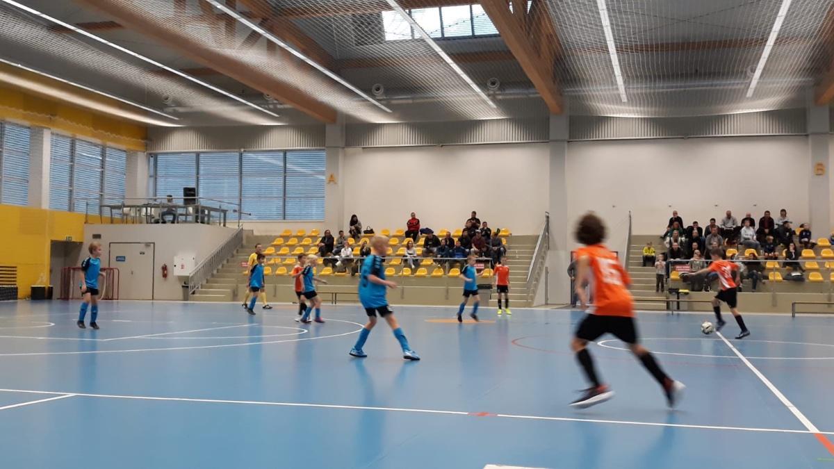 Mikulášský halový ING Bohemia Soccer Cup 2019