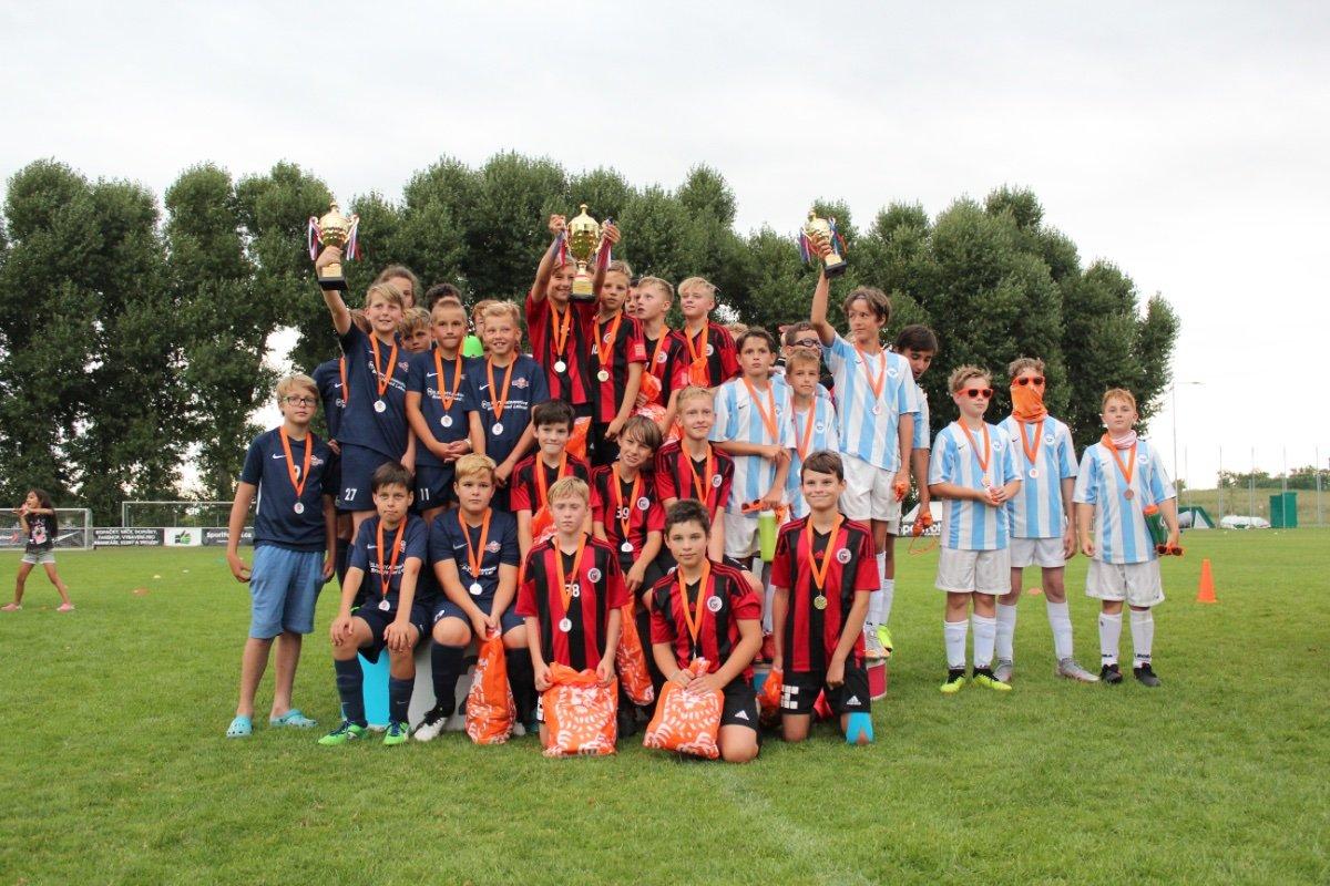 7. ročník ING Bohemia Soccer Cup - 22.8. 2021 - Praha 9 - Koloděje