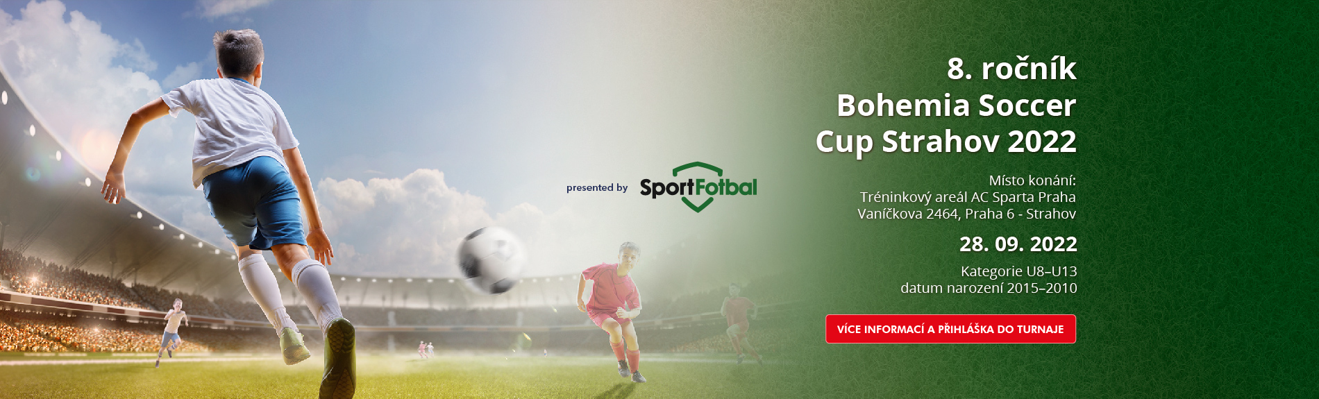 Bohemia Soccer Cup presented by ING Bank